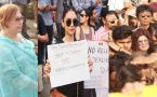 Twinkle Khanna, Salman Khan's Mother & Others Protest Against Kathua Case On Streets