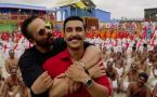 Simmba: Ranveer Singh Shoots Biggest Song of his Life with Rohit Shetty; Watch Video  FilmiBeat