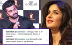 Katrina Kaif's Befitting Reply to Arjun Kapoor & Varun Dhawan on her Photoshoot