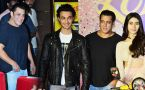 Loveratri Trailer Launch UNCUT Video: Salman Khan  Aayush Sharma  Warina Hussain  FilmiBeat