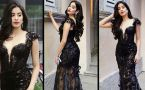 Jhanvi Kapoor looks beautiful at Isha Ambani's Engagement; Check Out
