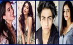Jhanvi Kapoor, Sara Ali Khan & Aryan Khan become STAR of Instagram