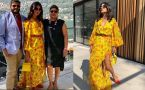 Priyanka Chopra in trendy sunshine yellow dress have won our hearts again