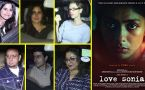 Love Sonia: Katrina Kaif, Kalki Koechlin, Richa Chadda & others at special screening