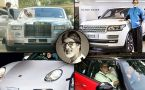Amitabh Bachchan: Rolls Royces to Bentleys; Check out Bachchan's super Luxurious Cars