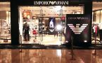 Arjun Kapoor At Emporio Armani Collection Launch