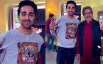 Ayushmann Khurrana & Annu Kapoor work together again After 7 Years