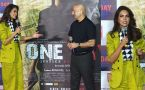 Esha Gupta praises Anupam Kher at One Day trailer launch; Watch video