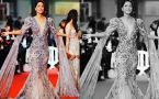Hina Khan's Cannes 2019:  Know This special thing about Hina's transparent gown