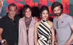 Section 375 Trailer : Akshaye Khanna & Richa Chadha arrive with team at trailer launch