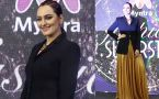Sonakshi Sinha looks perfect in classic pantsuit & blazer jacket;Watch video
