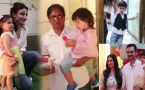 Esha Deol's daughter Radhya's birthday party attended by Taimur Ali Khan & Inaaya