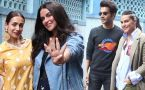 Malaika Arora & Rajkummar Rao at Neha Dhupia's show; Watch Video