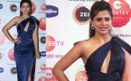 Bigg Boss 13 contestant Dalljiet Kaur makes grand entry at Zee Rishtey Awards 2019