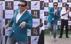 Krushna Abhishek attends the OMG! Yeh Mera India news session