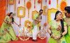 Bharti Singh & Haarsh Limbachiyaa celebrate 2nd marriage anniversary in special way