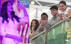 Jhanvi Kapoor takes cute selfie with fans at Benetton Fragranc event