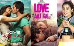 Sara Ali Khan shares her feelings to do Love Aaj Kal;Watch video