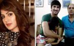 Rhea alleges Sushant's father used 'influence' in roping her in case