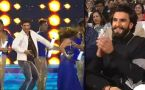 Watching Sushant Singh Rajput Dance On SRK, Salman and Hrithik's song Ranveer was shocked