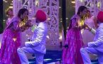 Neha Kakkar gets dimond ring on Engament with Rohanpreet Singh