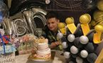 Prince Narula celebrates his birthday with wife Yuvika and friends