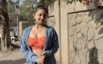 Bigg Boss 14: Rashami Desai Snapped at love Latte Lokhandwala