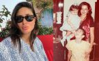 Kareena Kapoor with Mother & sister childhood throwback pic goes viral