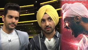 Soorma: Diljit Dosanjh & Angad Bedi talks about their upcoming film