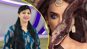Naagin 3: Surbhi Jyoti's First Look From The Show Revealed