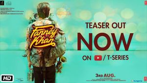 Fanney Khan Official Teaser