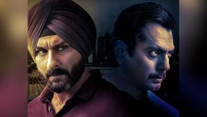 Sacred Games: Know all about Saif Ali Khan & Nawazuddin Siddiqui's CONTROVERSIAL Series  FilmiBeat