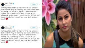 Hina Khan Reacts on TROLLER with this message
