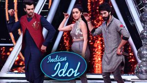 Indian Idol 10: Shahid Kapoor & Shraddha Kapoor DANCE on the sets; watch video