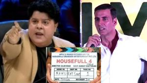 #MeToo: Akshay Kumar LASHES OUT at Sajid Khan, Cancelled Housefull 4 shooting