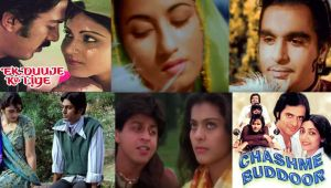 Bollywood Romance: Top 5 ROMANTIC movie Scenes of All Time