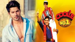 Varun Dhawan to turn producer with Coolie No 1: Check Out Here
