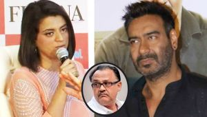Kangana Ranaut's sister Rangoli Chandel TARGETS Ajay Devgan for working with Alok Nath