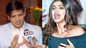 Vivek Oberoi lashes out at Sonam Kapoor over Aishwarya Rai meme controversy; Watch video