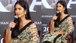 Katrina Kaif reacts on Salman Khan's comment on winning national award for Bharat