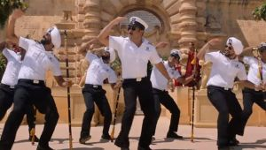 Salman Khan gets superb response from fans on Bharat new song