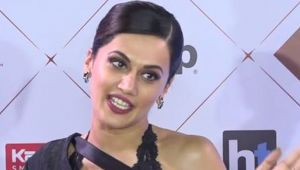 Taapsee Pannu reveals interesting story behind her name