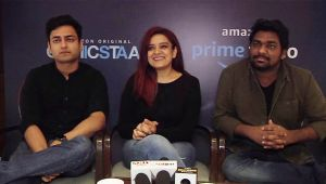 Zakir Khan Kaneez Surka & Kenny Sebastian talk about Comicstaan Season 2; Watch video