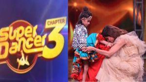 Super Dancer Chapter 3: Shilpa Shetty kisses winner Rupsa