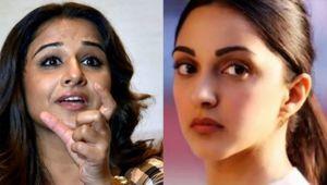 Vidya Balan reacts on Kiara Advani's Preeti character in