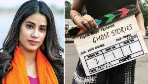Jhanvi Kapoor to play ghost for Zoya Akhtar's short film; Check Out