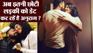 Anurag Kashyap birthday: Anurag Kashyap is dating 22-year-old younger Shubhra Shetty