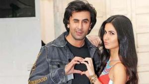 Katrina Kaif & Ranbir Kapoor come together for this project