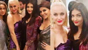 Aishwarya Rai Bachchan gets trolled for posting blurry pic with Katy Perry