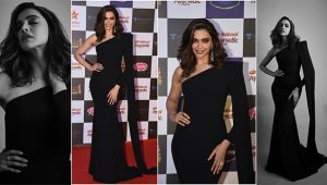 Deepika Padukone Prmotes Chhapaak at Star Screen Awards Night 2019 | Watch Video